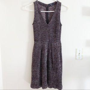 Madewell Knit Twill V Neck Terrace Dress Size XS